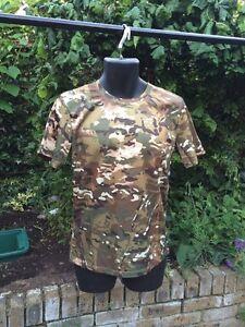 Multicam Mtp T Shirt Top Tee Mesh Sports Lightweight Wicking Large L Camo