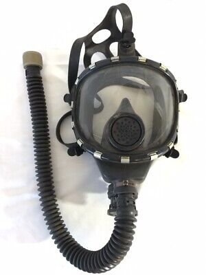 Scott Scba Scottoramic Respirator Full Face Mask Hose 803988-01 Free Shipping