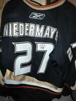 END OF MAY AUTOGRAPHED NHL JERSEY AND MEMORABILIA SALE