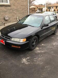 NO Rust !! 1997 Honda Accord $1800!!