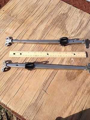 """4-RV~CAMPER~MOTORHOME~BOAT~DROP LEAF TABLE SUPPORTS 2 PAIR- 12"""" for sale  Albany"""