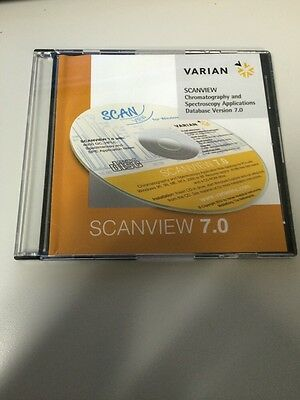 Varian Scan View 7.0 Software 4000 Gc Hplc Spe Application Notes
