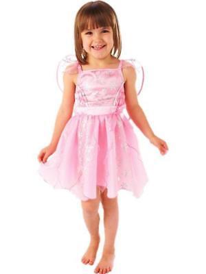 ★ Amscan Rosa Fairy Schnee Snow Baby Engel Angel Kinder Kostum Engelchen - Schnee Baby Kostüm
