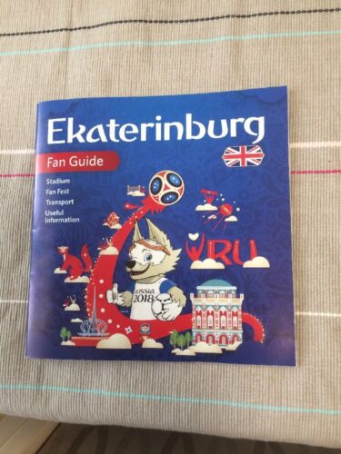 Ekaterinberg Fan Guide Russia World Cup 2018