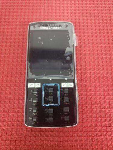 Sony Ericsson K850i Cyber shot Cell Phone - Black with Blue