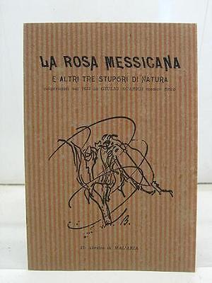 La rosa messicana e  altri tre stupori di natura, Luigi Bartolini