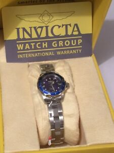 New never used watch Invicta