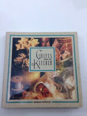 Gifts From The Kitchen - Barbara Randolph (1991, Hardcover, Dust Jacket) Food Gifts Soup
