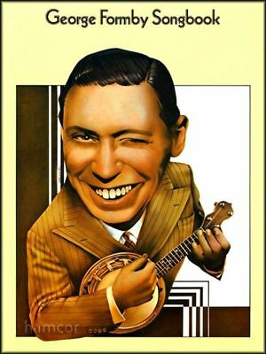 George Form By Songbook (George Formby Songbook Piano Vocal Ukulele Sheet Music Book Chord Songbook )