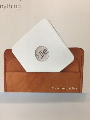 Tile Slim (1)- Bluetooth Tracker - Find your wallet, phone, anything - Brand New