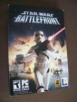 Star Wars Battlefront jeu pour PC