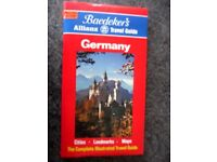 BAEDEKERS GERMANY - THE COMPLETE ILLUSTRATED TRAVEL GUIDE