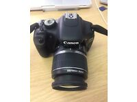 Canon EOS 550D / Rebel T2i 18.0MP Digital SLR Camera.