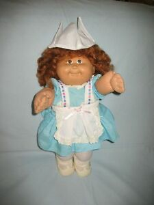 CABBAGE PATCH DOLL - ORIGINAL CLOTHES