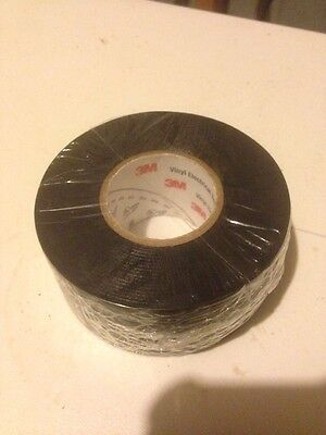 3m Vinyl Electrical Tape 37  1 12 Wide X100feet 24