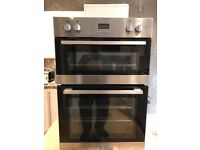 BUILT-IN LAMONA DOUBLE-OVEN ELECTRIC FREE