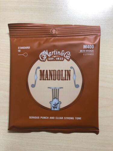 Martin M400 Light Mandolin Strings