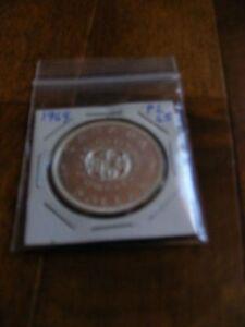 Dollar en argent 1964 PL-65.