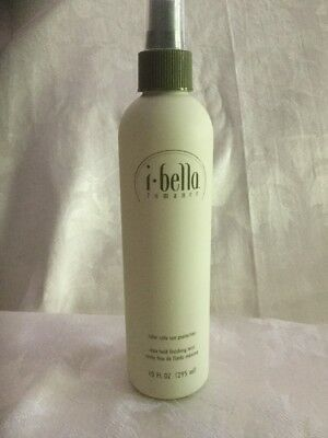 i-bella Romance Max Hold Finishing Mist Color Safe Sun Protection New Hair 10oz Sunlight Finishing Spray