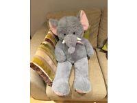 Large Elephant Teddy