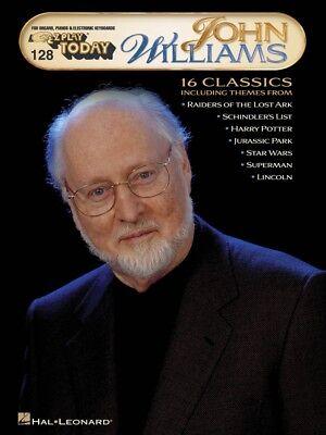 John Williams Sheet Music E-Z Play Today Book NEW 000116947