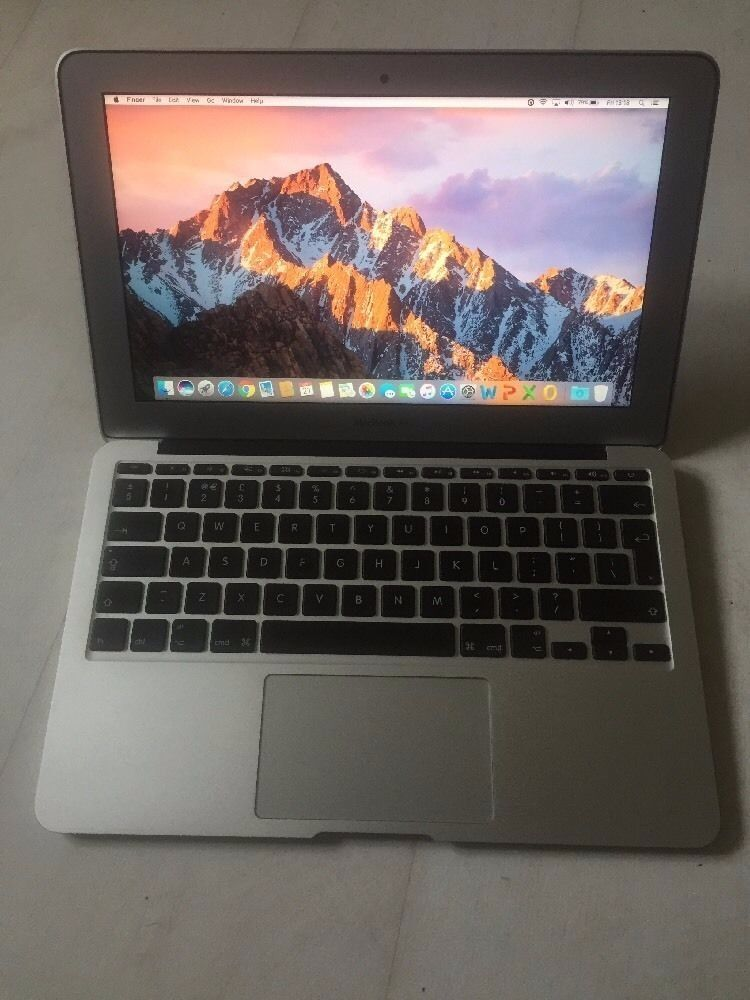 Macbook Air mid 2012 Apple laptop Intel Core i5 processor with 4gb ram memory in full working orderin Eltham, LondonGumtree - Macbook Air mid 2012 Apple laptop Intel Core i5 processor with 4gb ram memory in full working order in excellent cosmetic condition Intel Core i5 processor 1.7ghz x2 11inch widescreen 64gb SSD hard drive 4gb ram memory webcam built in wireless Logic...