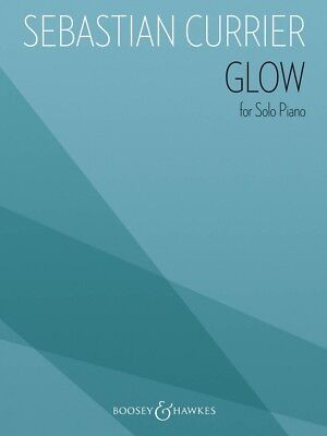Glow for Solo Piano Sheet Music BH Piano Book NEW 048024371
