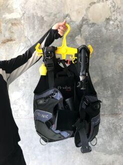 Dive Vest - Oceanic Probe