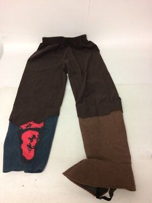 Disney Store Pirates Of The Caribbean Davy Jones Costume Trousers 9-11 Years - Davy Jones Costume