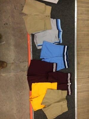 Vtg 70s Coaches/ Softball Shorts Usa Made Size Small Bulk Sale!! 7 Total