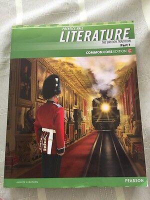 Prentice Literature Common Core Part 1