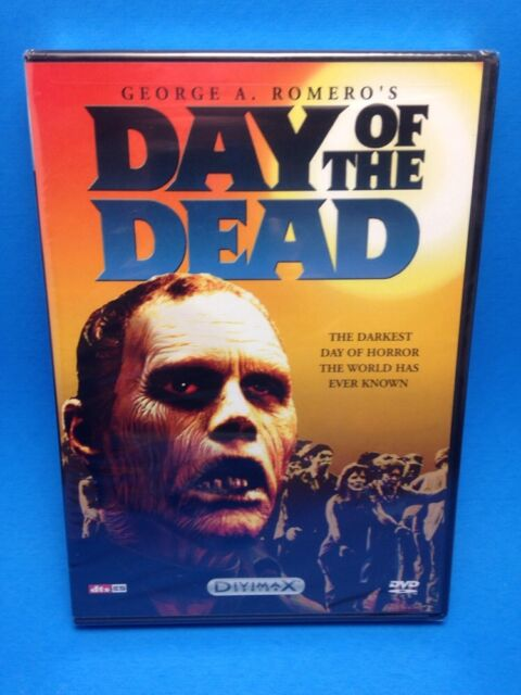 Day of the Dead (DVD,  2004) New