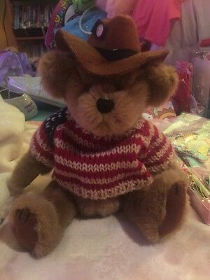 Pickford Bears Brass Button Bears Collection Cody The Bear Of Friendship