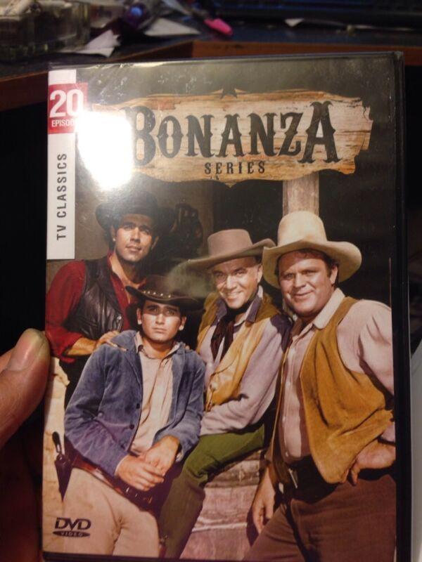 Bonanza Classics: 20 Episodes (DVD, 2010, 2-Disc Set) BRAND NEW