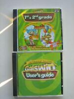 Educational computer Cd's and Games