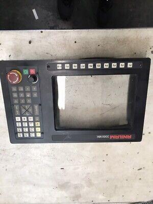 Anilam Cnc 3300 Mk Faceplate