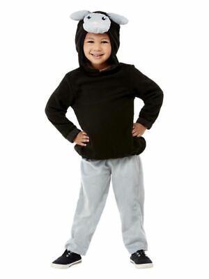 Kleinkind Schwarz Schaf Kostüm, Kostüm Kleinkind, Größe Alter 3-4