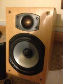 Monitor Audio Bronze B1 speakers