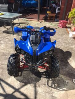 TMX pro Quad Bike