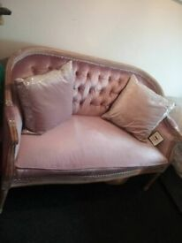 French style chaise sofa