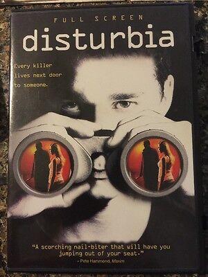 Disturbia  Dvd  2007  Widescreen  Shia Labeouf