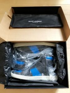 Saint Laurent SL10H Royal, sz 10.5 US 43.5 EU