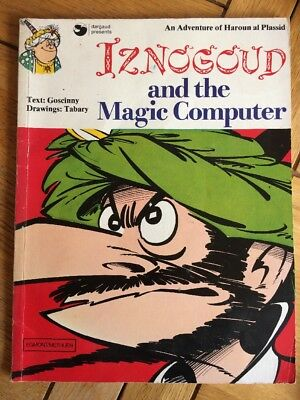 Used, Ixnogoud Comic Magazines X 2. Magic Computer. The Day Of Misrule. for sale  Shipping to South Africa