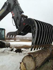 BUY ANY 3 EXCAVATOR ATTACHMENTS & SAVE A BUNDLE Peterborough Area image 1
