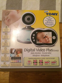 Top Quality Tomy Video Plus Baby Video Monitor