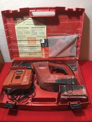Hilti Wsr 650-a 24v Reciprocating Saw Sawzall Buy It Now - Free Shipping