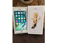 iPhone 6S Plus Unlocked 16GB Gold Good Condition