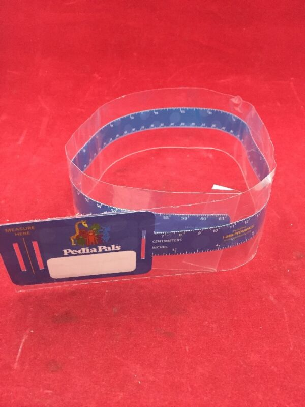 New Case Of 100 Pediapals Head Circumference Measuring Tape