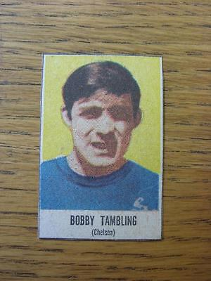 09/11/1968 The Rover & Wizard Cut Out: Chelsea - Bobby Tambling