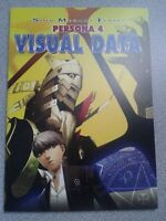 Shin Megami Tensei Persona 4 Visual Data Art Book